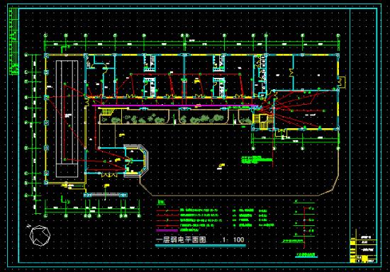 一、设计依据 1。工程概况 本工程为xx花园一期工程幼儿园,为三层建筑,建筑高度11.7M。 建筑耐火等级为二级,室外消防用水量为20L/S。 二、设计内容 1。电力配电、照明、防雷及接地; 2。有线电视、电话及综合布线系统、火灾自动报警及联动系统。 三、负荷和电源 1。本工程的应急照明为二级负荷,其他为三级负荷。 2。本工程低压电源引自小区变配电所