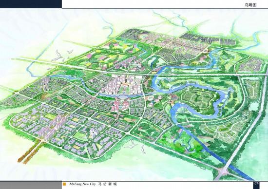 风景区总体规划设计图展示